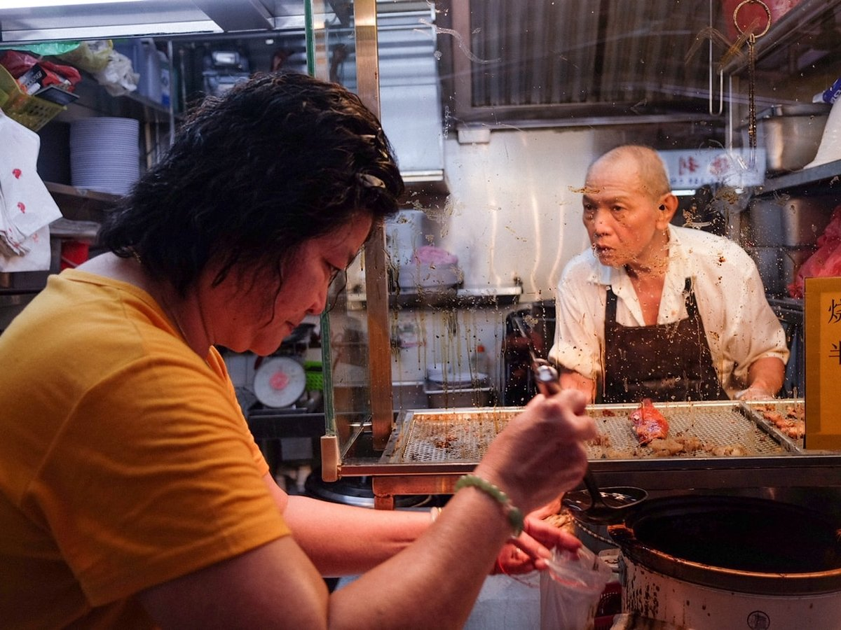 Китайский ресторан заставлял посетителей взвешиваться — чтобы лишнего не съели
