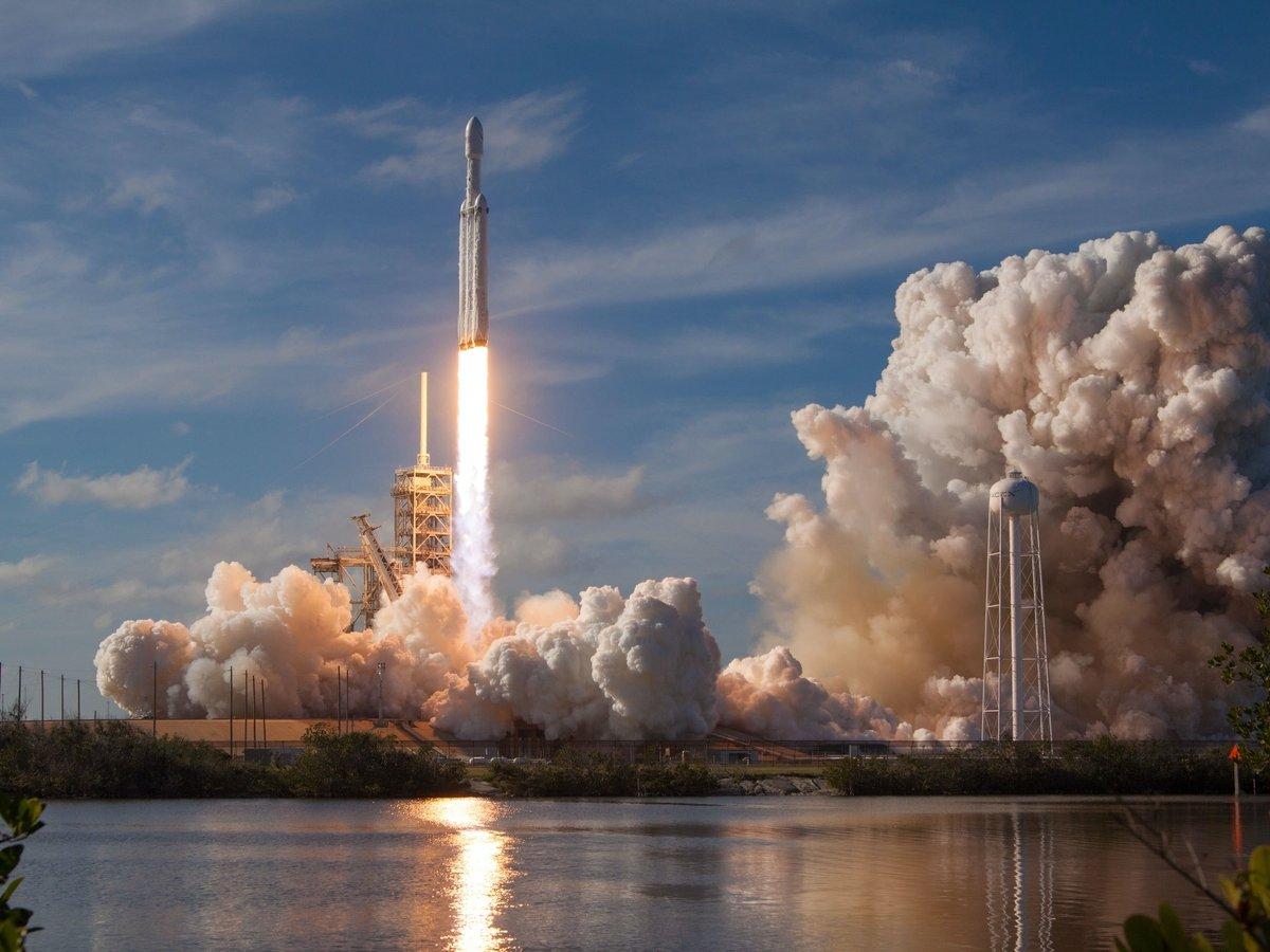В США создали парус для ракет: он очистит орбиту Земли для новых кораблей
