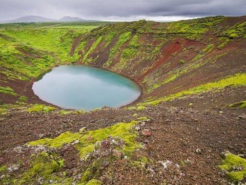 В Австралии случайно нашли огромный метеоритный кратер, которому 100 млн лет