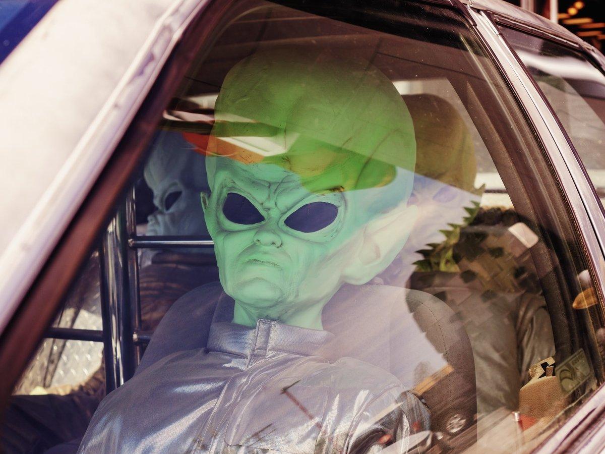 Никаких инопланетян: сканирование 10 миллионов звёзд не нашло внеземной жизни