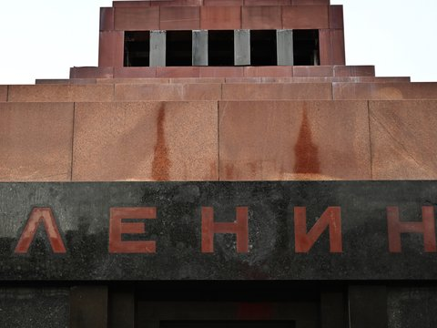 Мавзолею ищут новое применение. Коммунисты против: дом Ленина — это святое
