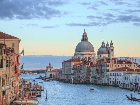 Венеции грозит разрушение и затопление. Но город сохранят в цифровом аватаре