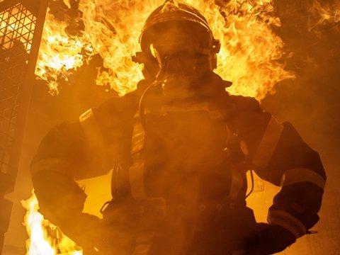 В Калифорнии леса тушат заключённые. После тюрьмы им позволят стать пожарными