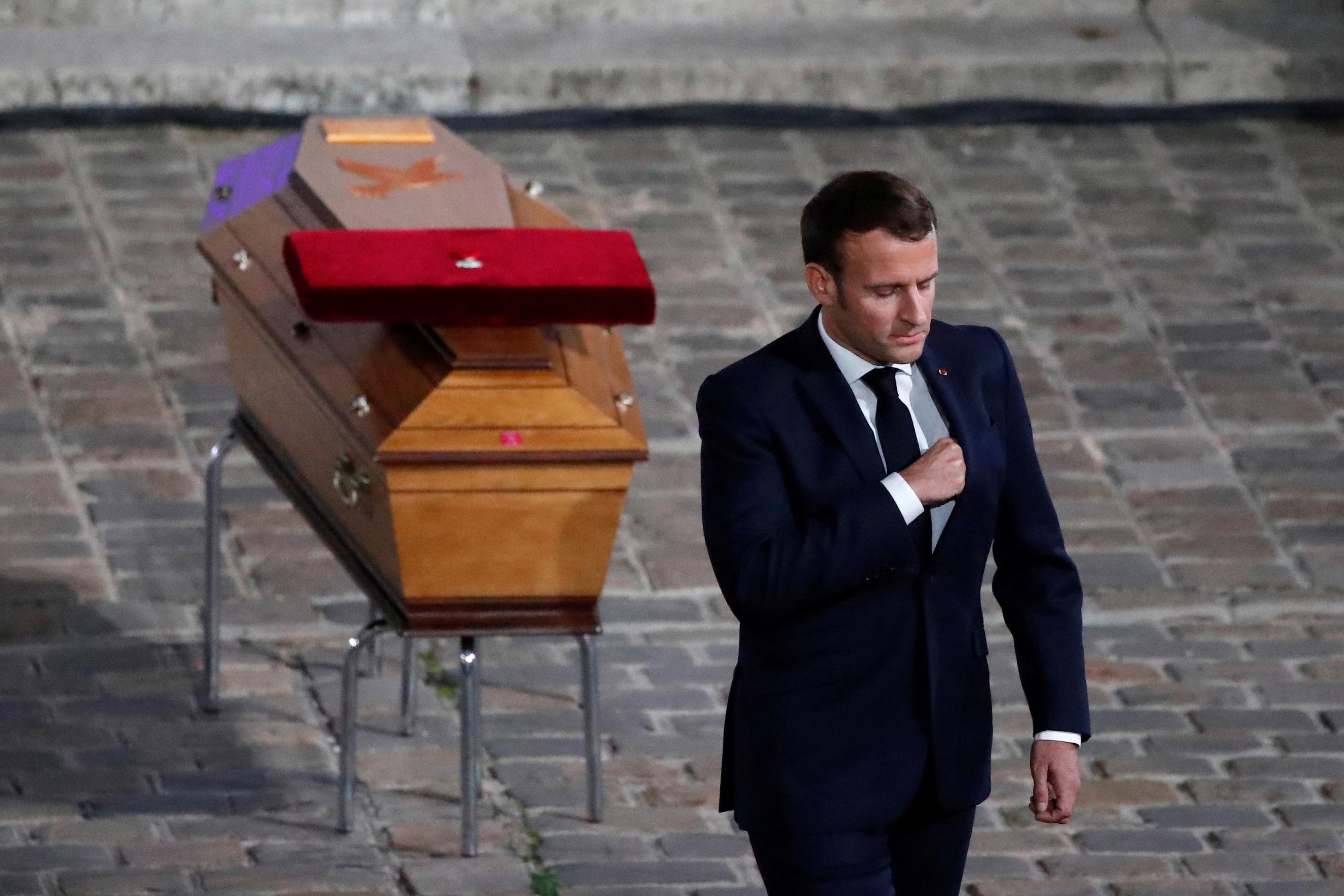 Похороны учителя Пати