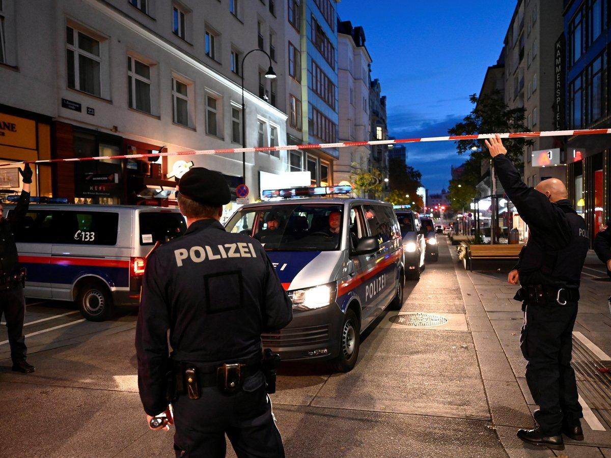 Теракт в Вене: что произошло и что известно