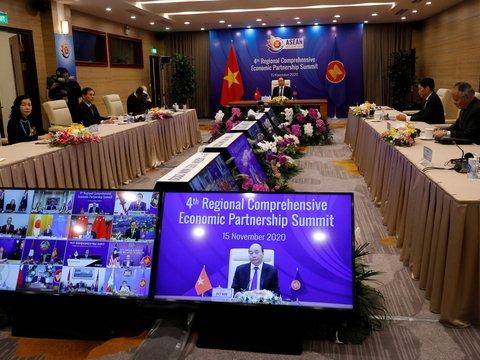 Страны Азии создали крупнейшую в мире зону свободной торговли