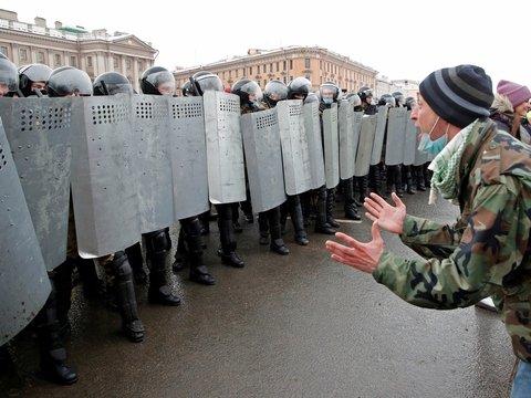 Очередные протесты за Навального: что изменилось на этот раз?