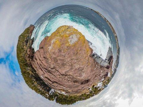 В недрах Земли скрыты обломки древней планеты в миллионы раз больше Эвереста