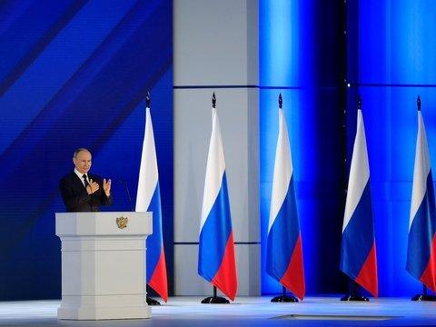 Послание Владимира Путина Федеральному собранию. Главное — кратко