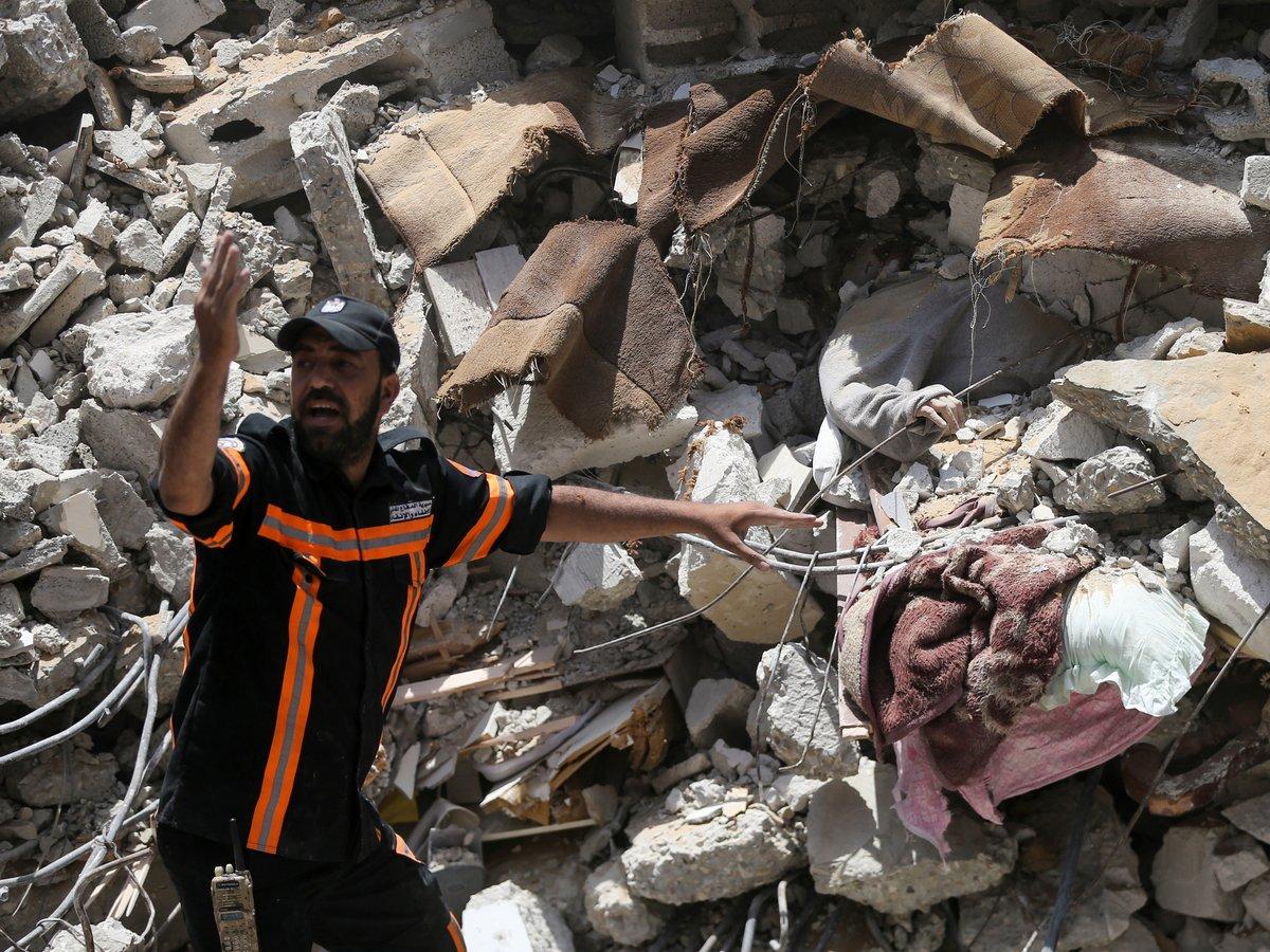 """""""Мир отдаляется"""": что мешает Израилю и Палестине прекратить огонь"""