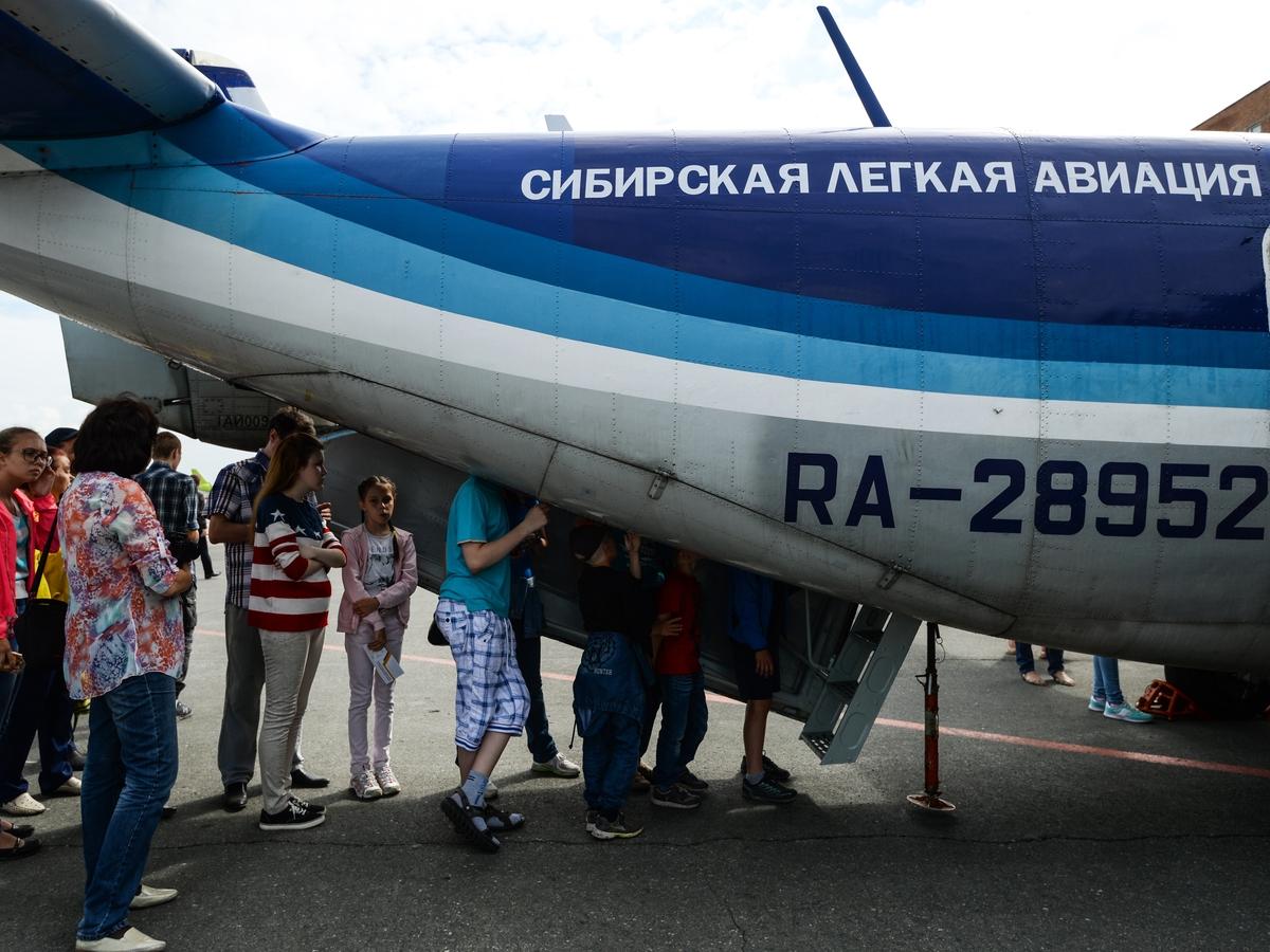 В Томске Ан-28 пропал с радаров. Его нашли, и все живы!