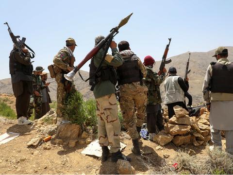 """Трофеи """"Талибана"""": какие вооружения оказались в руках экстремистов"""