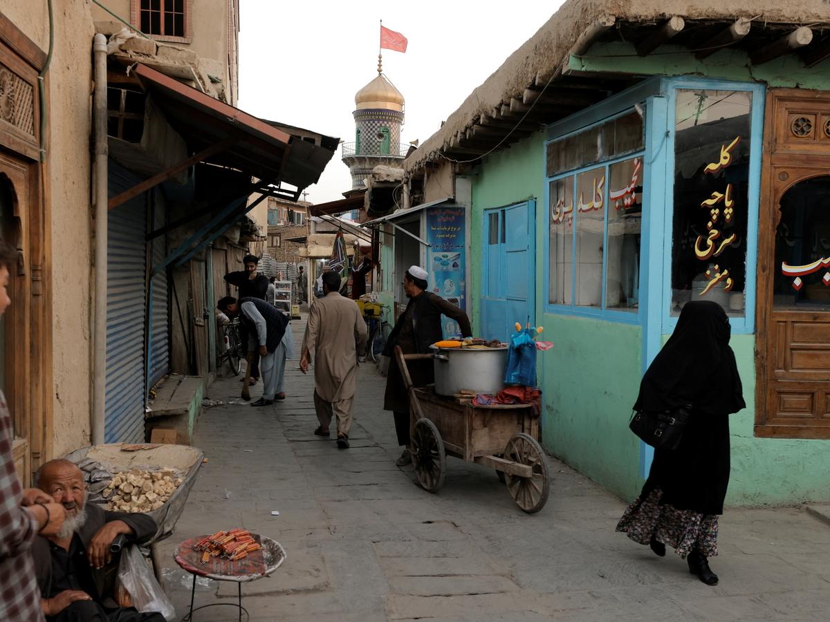 20 лет спустя: Афганистан после США